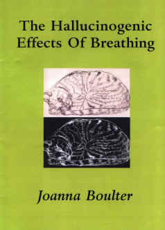 'The Hallucinogenic Effects of Breathing' book cover